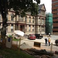 Photo taken at Halifax City Hall by Joe L. on 8/15/2012