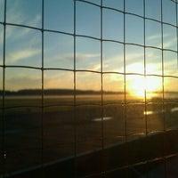 Photo taken at Norrköping Airport (NRK) by Gaui B. on 8/11/2012
