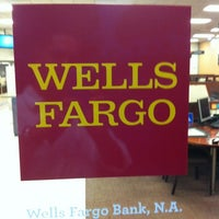 Photo taken at Wells Fargo by Berto M. on 8/24/2012