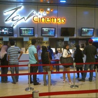 Photo taken at TGV Cinemas by Ixudyn on 7/4/2012