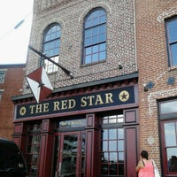 Photo taken at Red Star Bar & Grill by Casie S. on 7/29/2012