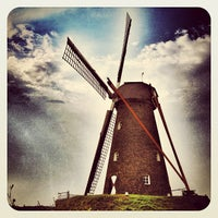 Photo taken at Molen Nooit Gedacht by Wilbert C. on 7/4/2012