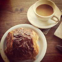 Photo taken at Tartine Bakery by Pamela C. on 5/26/2012