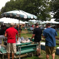 Photo taken at Monmouth Park Racetrack by Terry J. on 8/5/2012