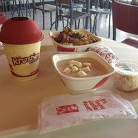 Photo taken at KFC by Kimchi S. on 5/26/2012