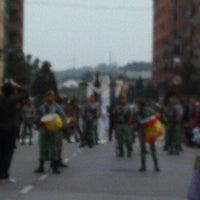 Photo taken at Avda Torrelavega by Charo suarez on 4/2/2012