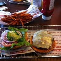 Photo taken at Smashburger by Julia M. on 4/14/2012