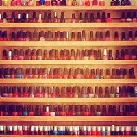 Photo taken at M3H Nail Salon by Daniella A. on 9/1/2012