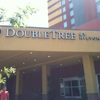 Photo taken at DoubleTree by Hilton Hotel Chattanooga Downtown by Robert N. on 6/25/2012
