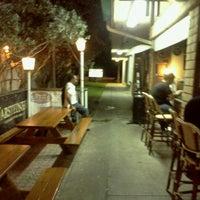 Photo taken at Bierbrunnen Pub by Fourth Dimension on 7/7/2012