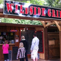 Photo taken at Wildside Grill by digjenik on 7/14/2012