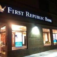 Photo taken at First Republic Bank by Carol H. on 8/17/2012