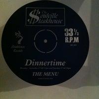 Снимок сделан в The Soulville Steakhouse пользователем Tom 8/8/2012