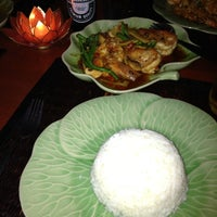 Photo taken at Thai & Co by Howie P. on 5/2/2012