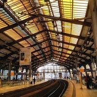 Photo taken at Berlin Friedrichstraße Railway Station by Jones on 4/6/2012