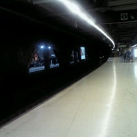 Photo taken at METRO Catalunya by Esther V. on 3/31/2012