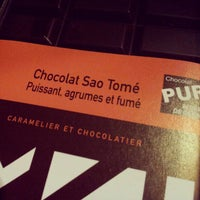 Photo taken at Henri Le Roux Chocolatier Caramelier by Pierre S. on 8/24/2012
