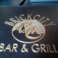 Photo taken at Brick City Bar & Grill by Tony R. on 5/10/2012