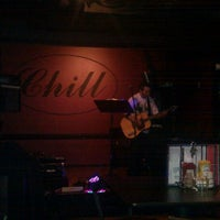 Photo taken at Chill Restaurant & Bar by Michelle P. on 2/16/2012