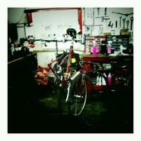 Photo taken at Helen's Cycles by Joséphine R. on 5/3/2012