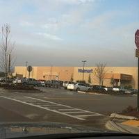 Photo taken at Walmart Supercenter by Valerie S. on 3/16/2012