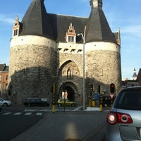 Photo taken at Brusselsepoort by Barre on 9/6/2012