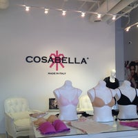 Photo taken at Cosabella by Michele W. on 9/10/2012