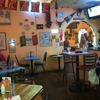 Photo taken at Los Dos Molinos by Jon-Erik D. on 7/14/2012
