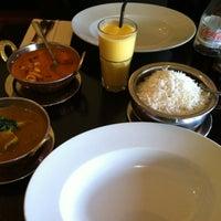 photo taken at masala kitchen by mark e on 8172012 - Masala Kitchen