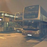 Photo taken at Sham Shing Road / Sham Mong Road Bus Stop 深盛路/深旺道巴士站 by eric c. on 3/1/2012