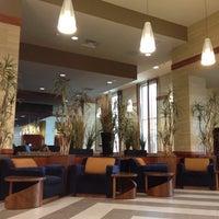 Photo taken at Hilton Shreveport by Jeremy B. on 3/14/2012