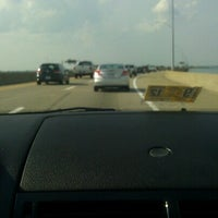 Photo taken at HRBT by Sapphire C. on 8/3/2012