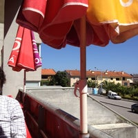 Photo taken at Varanda's cafe by Soraia B. on 7/1/2012
