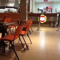 Photo taken at Mega Burger's by Pedro L. on 7/29/2012