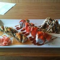 Photo taken at Fuji Sushi by Jennifer M. on 2/10/2012