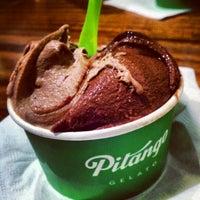 Photo taken at Pitango Gelato by Katie H. on 4/28/2012