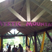 Photo taken at Mystic Mountain by Paul C. on 8/6/2012