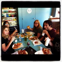 Photo taken at Tomato Pie Pizza Joint by Jason F. on 7/19/2012