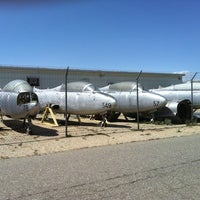 Photo taken at Mojave Air and Space Port by Lisa C. on 4/5/2012