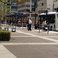 Photo taken at 品川駅港南口バスターミナル by BJ Y. S. on 4/19/2012