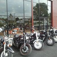 Photo taken at Harley Davidson by EKSYT O. on 6/6/2012