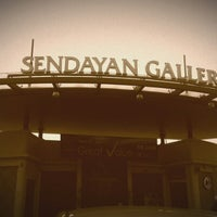 Photo taken at Sendayan Galleria by Iedan A. on 9/1/2012