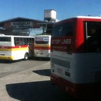 Photo taken at Mabalacat Bus Terminal by Nollie @. on 4/9/2012
