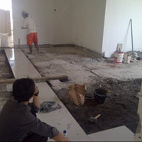 Photo taken at Victoria Bank Project by Yudith I. on 9/13/2012