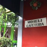 Photo taken at Moheli by Kaly M. on 2/13/2012