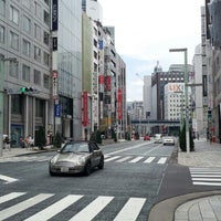 Photo taken at Ginza-itchome Station (Y19) by yasuzoh on 8/12/2012