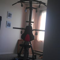 Photo taken at Joseph's Private Home Gym by joseph w. on 6/22/2012
