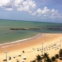 Photo taken at Hotel Blue Tree Towers Recife by Fernanda N. on 3/21/2012