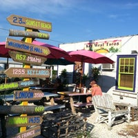 Photo taken at Key West Tacos by Matt L. on 9/7/2012