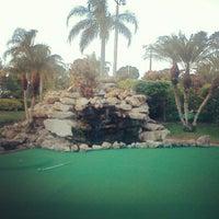 7/29/2012にDeQuan F.が76 Golf Worldで撮った写真